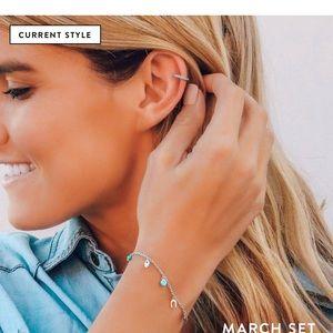 Pura Vida Ear Cuff from the March Jewelry Club